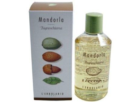 Bagnoschiuma Erbolario : Mandorla almond bath foam by l erbolario lodi by l erbolario
