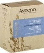 Aveeno Active Naturals Soothing Bath Treatment Packets, 8 count
