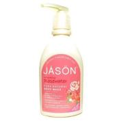 Glyc. & Rosewater Satin Body Wash with pump-900 ml Brand