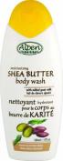 Alpen Secrets Shea Butter Body Wash, 500mls Bottles