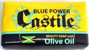 Blue Power Castile Beauty Soap With Olive Oil 130ml