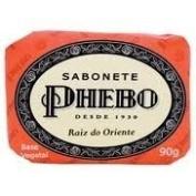 Phebo Body Soap - Sabonete Phebo Raiz Do Oriente