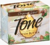 Tone Original Scent Bar With Cocoa Butter And Botanicals - 2 Bars