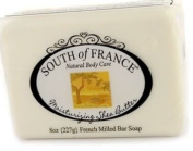 South of France - French Milled Vegetable Bar Soap Moisturising Shea Butter