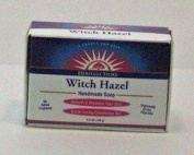Heritage Store Soap Witch Hazel Frag Free 100ml