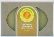 Sunfeather - Bar Soap Oatmeal Vitamin E - 130ml