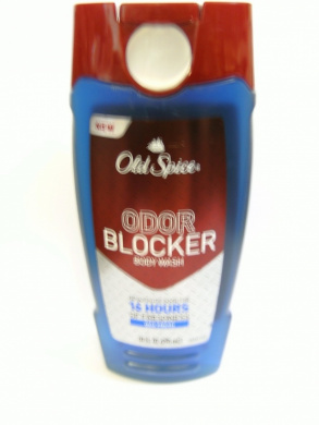 Old Spice Odour Blocker Body Wash