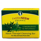 Lemongrass Patchouli & Neem Oil Soap Organix South 120ml Bar Soap