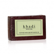 KHADI - Handmade Herbal Soap Almond - 125g