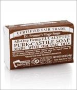 Organic Eucalyptus Bar Soap-140 g Brand