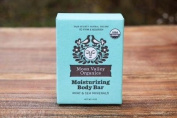Soap Mint & Sea Mineral Body Bar All Natural By Moon Valley Organics