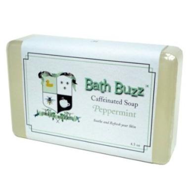 Bath Buzz Caffeinated Soap