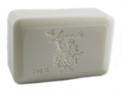 La Lavande Gardenia Soap, 250g wrapped bar, Imported from France