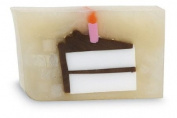 Primal Elements Birthday Cake 190ml Handmade Glycerin Bar Soap