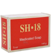 SH 18 LIGHTENING EXFOLIATING SOAP WITH APRICOT 210ml
