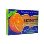 BENNETT NATURAL EXTRACTS Vitamin C & E Soap