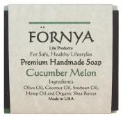 Cucumber Melon Premium Handmade Soap - 150ml