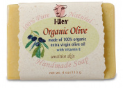 I-Wen Organic Olive Handmade Soap - 120ml