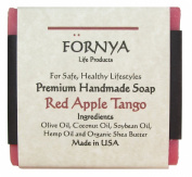 Red Apple Tango Premium Handmade Soap - 150ml