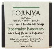 Spearmint Rosemary Premium Handmade Soap - 150ml