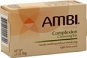 Ambi Complexion Cleansing Bar, 100ml
