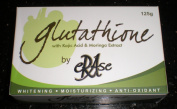 Glutathione Soap with Kojic Acid & Moringa Extract by Erase