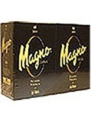 Magno Jabon by La Toja. Magno Classic Black Glycerin Soap Set - 2 Bars x 130ml Each