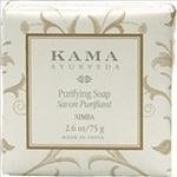 Kama Ayurveda - Purifying Soap Nimba-2.6 oz / 75 g