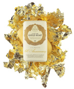 Limited Edition 60th Anniversary Luxury Gold Leaf Soap 250 g by Nesti Dante