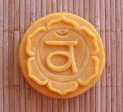 Orange Unscented Second Chakra Soap - 2nd Chakra