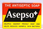 Asepso+ the Antiseptic Soap, 80ml / 80 G