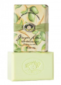 Mangiacotti Shea Butter Bar Soap 180ml - Ginger Lime