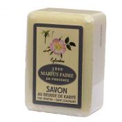 Savon de Marseille Soap Wild Rose Marius Fabre 160ml Bar