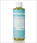 Organic Baby-Mild Pure Castile Soap Liquid-8 oz Brand