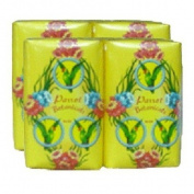 Parrot Botanicals Soap Jasmine Scent (80 G X 4) Thailand Product