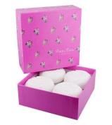 Petite, Petite Blanc Lila - 4 Soap Bar Set Gift Boxed