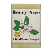 Wildflower Soaps Berry Nice 120ml Soap Bar