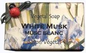 Alchimia Ladybug Natural White Musk Handmade Large Moisturising Soap From Italy