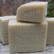 Volcanic Ash Soap with Cocoa Butter and Patchouli