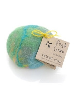Verbena Felted Soap 1 bar by Fiat Luxe