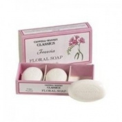 Caswell-Massey Caswell-massey Floral Soap Freesia 3 Cakes