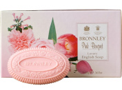 BRONNLEY PINK BOUQUET LUXURY ENGLISH SOAP 3 X 100G