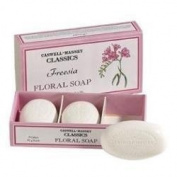 Freesia:S/3 Bar Soap