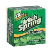 Irish Spring Deodorant Soap Original scent - 20/110ml Value Pack