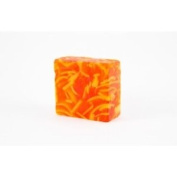 Thai Natural Gluta-carrot Soap 60g. (1 Piece) Healthy Skin Product of Thailand