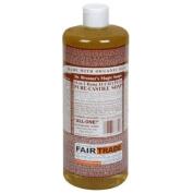 Dr. Bronner's Magic Soaps Pure-Castile Soap, 18-in-1 Hemp Eucalyptus, 950ml Bottles