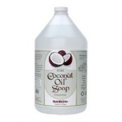 Nutribiotic Pure Coconut Oil Soap, Unscented 3.8l