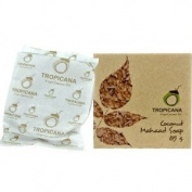 6x Coconut Mahaad Soap Bar 85g.