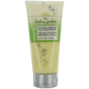 Healing Garden Bamboo Body Scrub, Vitalizing Green Tea 5.6 fl oz