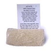 Ayate Fibre Body Scrubber Cloth